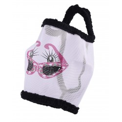 Máscara de moscas Funny, QHP