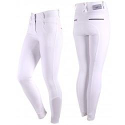 Pantalón  blanco full grip Aivee, QHP
