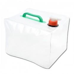 Bidón para agua plegable 10 litros