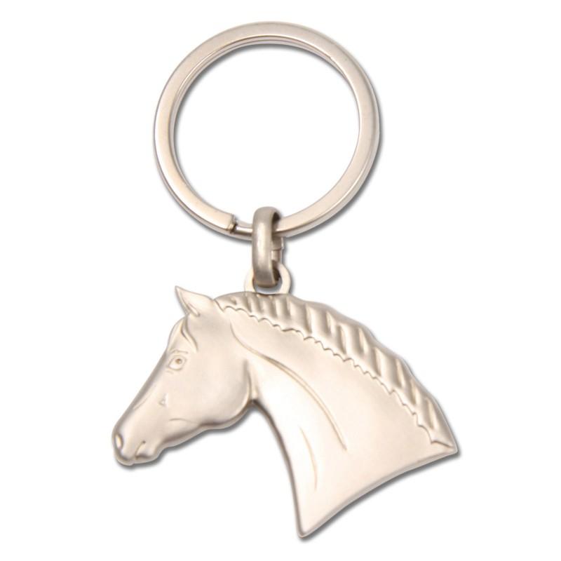 Llavero cabeza de caballo