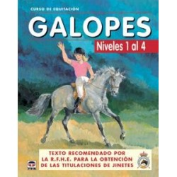 Libro Galopes niveles 1 al 4