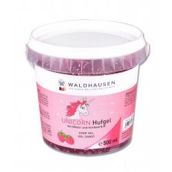 Gel para casco con purpurina y aroma 500 ml
