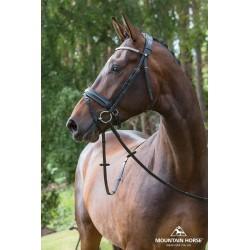 Ajax double bridle Mountain Horse