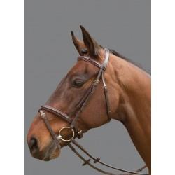 Cyrano bridle, Mountain Horse
