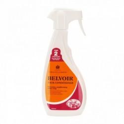 Limpieza cuero Belvoir step...