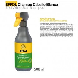 EFFOL SPRAY CHAMPÚ CABALLO...