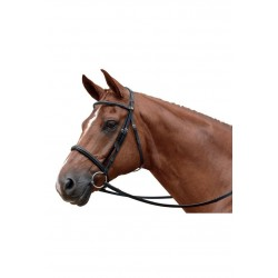 ALBION KB COMPETITION SNAFFLE (RIENDA SIMPLE)