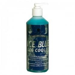 Ice blue leg cooler gel 500 ml